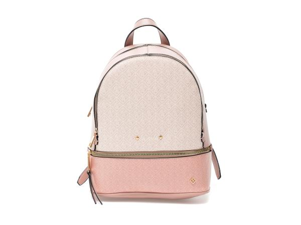Rucsac CALL IT SPRING roz, BLES680, din piele ecologica